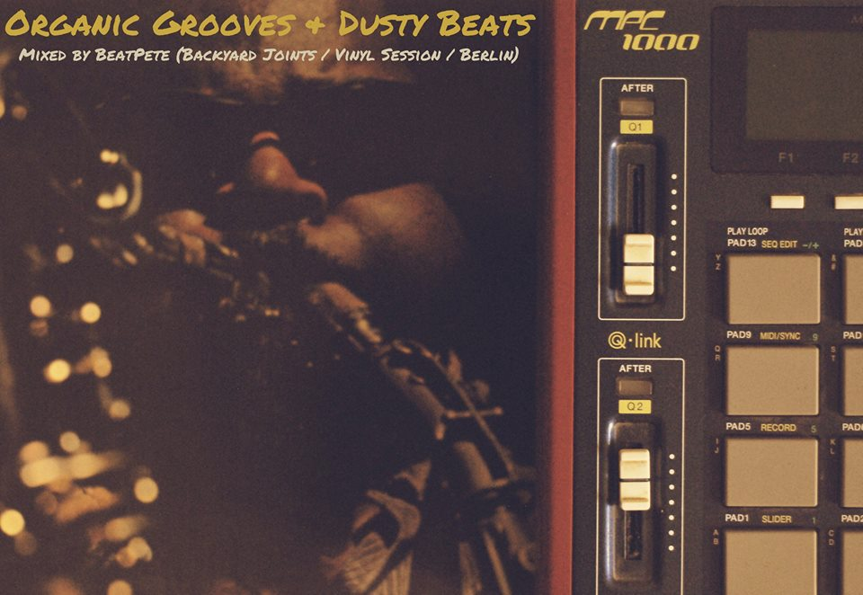 BeatPete – Organic Grooves & Dusty Beats (Free Mixtape)