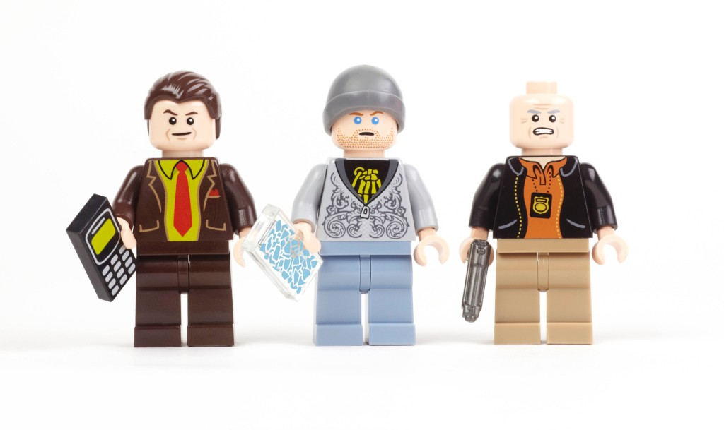 citizen brick custom lego saul goodman breaking bad jesse pinkman