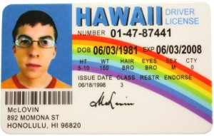 damn son where did you find this mclovin passport