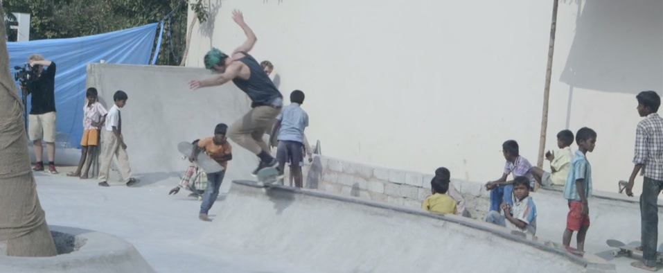 Skatevideo Saturday: Skateboarding In India
