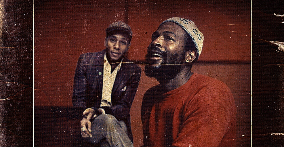 Mos Def & Marvin Gaye Are Yasiin Gaye: The Return (Side Two, Free Download)