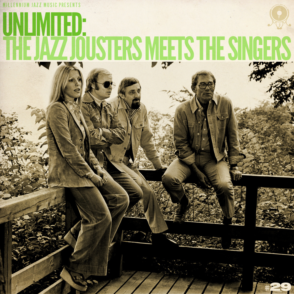 The Jazz Jousters – Unlimited – The Jazz Jousters Meets The Singers (Beat Collection)