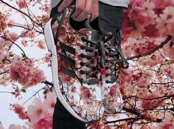 The Adidas ZX Flux Is Coming To miadidas With A Photo Print App
