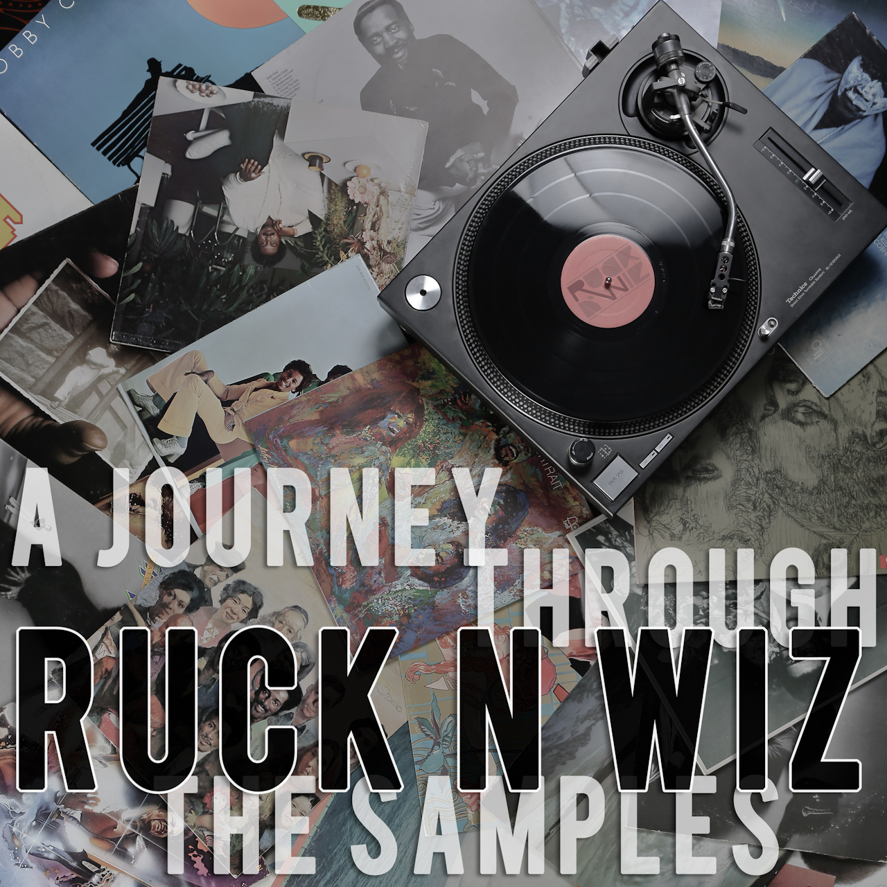 a journey through the samples