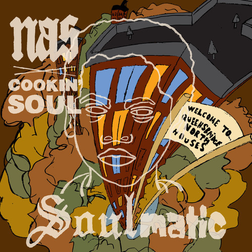 Nas x Cookin Soul – SoulMatic mixtape