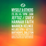 "Hannah Faith Again: ""Myself & Others"" Promo Mixtape"