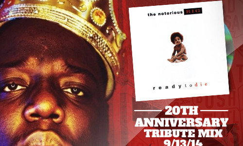 Notorious BIG – Ready To Die 20 Years Anniversary Tribute