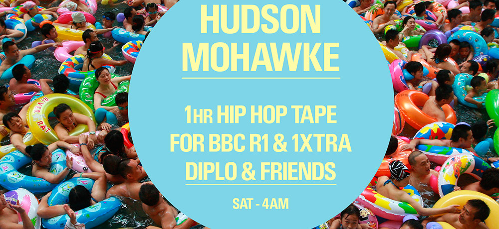 CHIMES TAPE – A Hip Hop Mixtape For Diplo & BBC Radio 1 By Hudson Mohawke