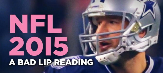 Bad Lip Reading: NFL