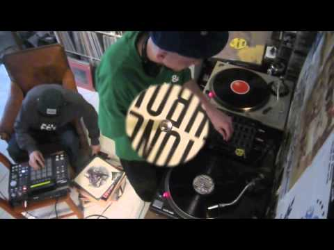 BeatPete & Simiah – Vinyl x MPC Session (Free Visual Mixtape)