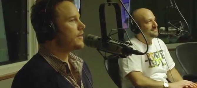"Chris Pratt Remembers The Whole Eminem Verse From ""Forgot About Dre"" (Video)"