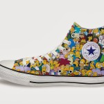 Converse All Star Chucks x The Simpsons