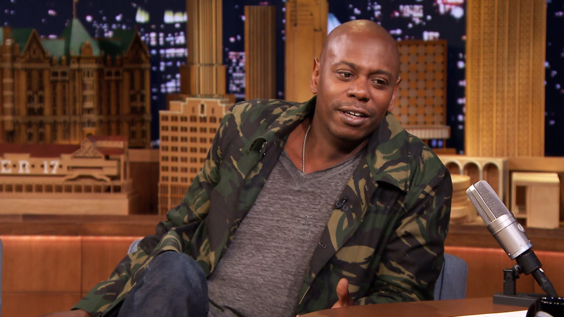 Dave Chappelle Talks About How He First Met The Roots And Kanye West (Video)