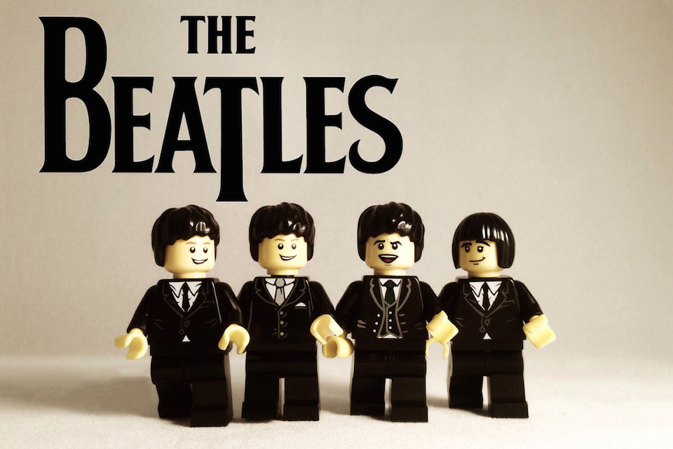 Iconic Bands Recreated in LEGO (Gallery)