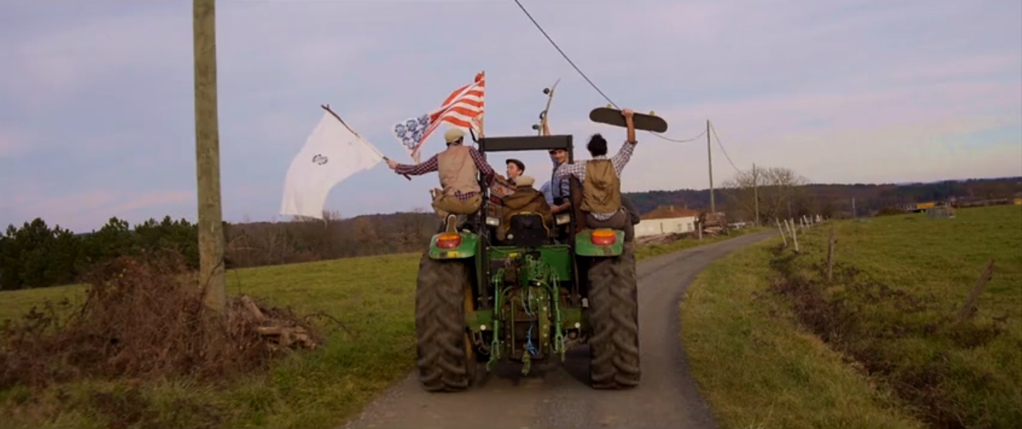 Skatevideo Saturday: French Farmers & Asphalt Yacht Club