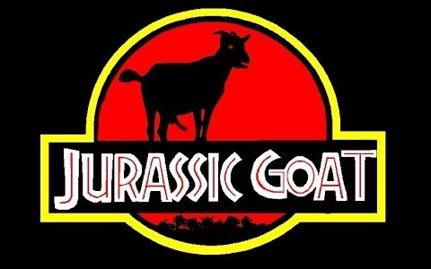 Goats Perform The Jurassic Park Theme (Video)