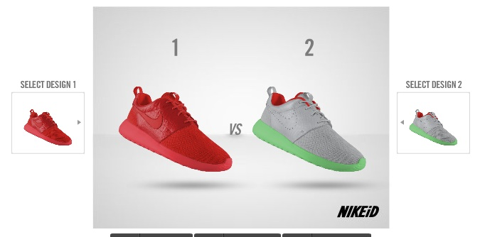 6c6a6b40ea7 Your DIY Yeezy 2 Roshe Runs  Red October   Those Other Two Yeezy II ...