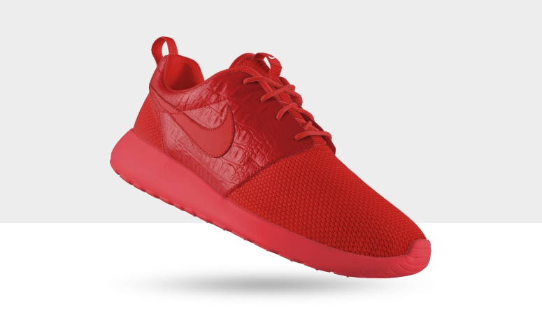 Your DIY Yeezy 2 Roshe Runs: Red October & Those Other Two Yeezy II Colorways Now Available On Nike ID