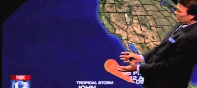 Meteorologists And Their Filthy, Filthy Displays Of Giant…
