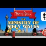 Monty Python's The Ministry Of Silly Walks Game (Trailer)
