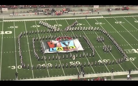Ohio State Marching Band: Tribute To Television