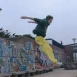Prague Parkour Scene (Video)