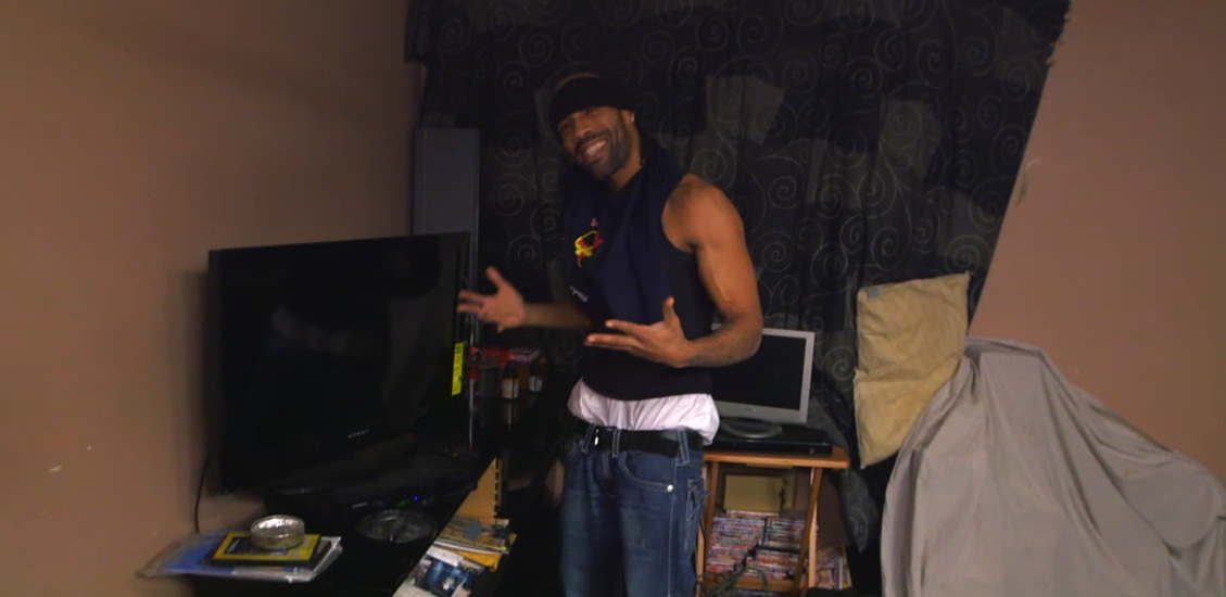 Redman's Crib 2001 And 2014 (MTV Cribs Video)