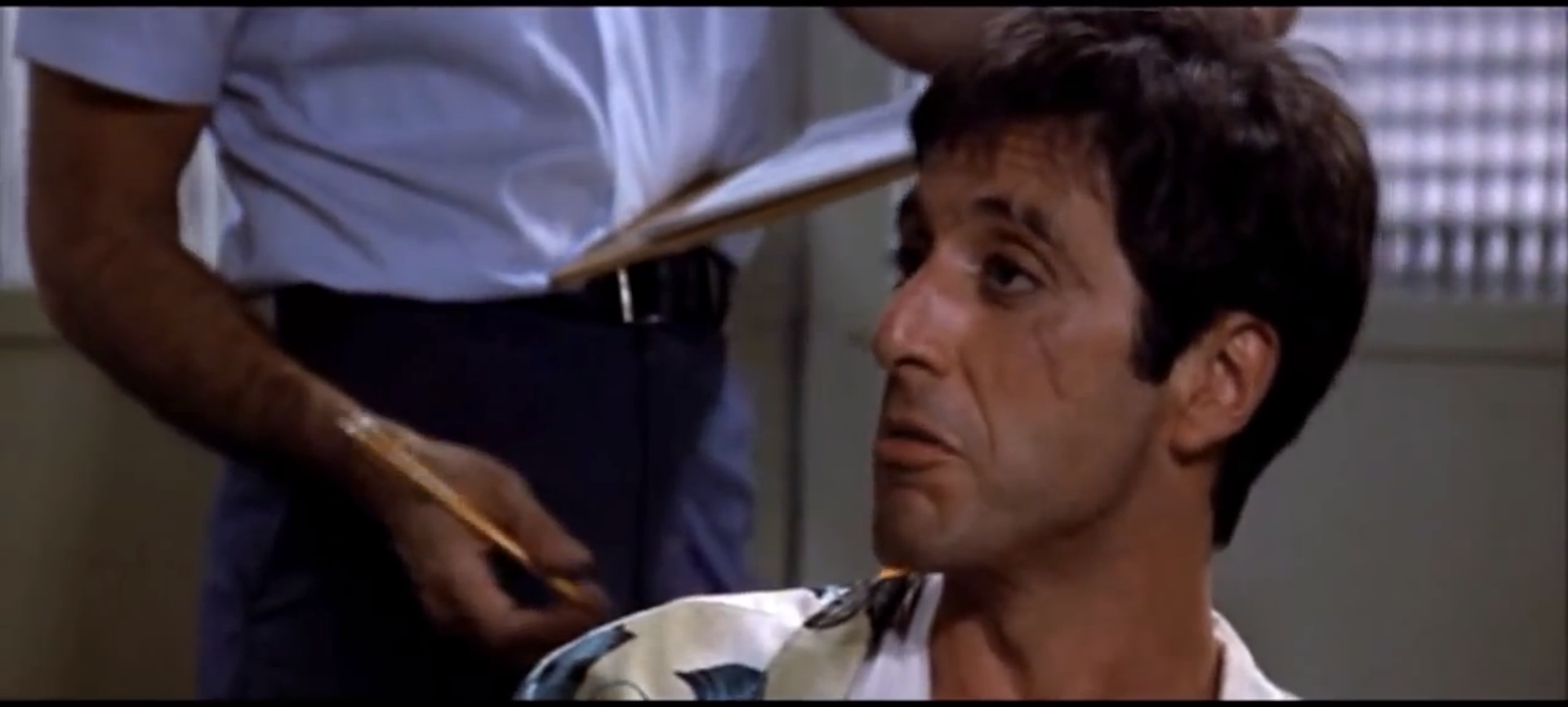 Scarface turns 30: Say hello to my little birthday boy!