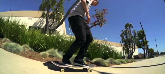 Skateboarding Saturday: More Luan!