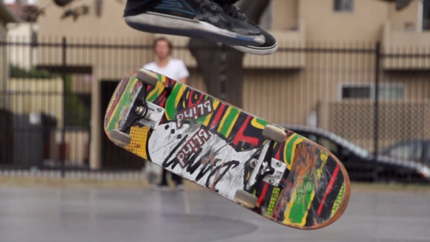 Skatevideo Saturday: 12 Amazing Skate Tricks In Slow Motion