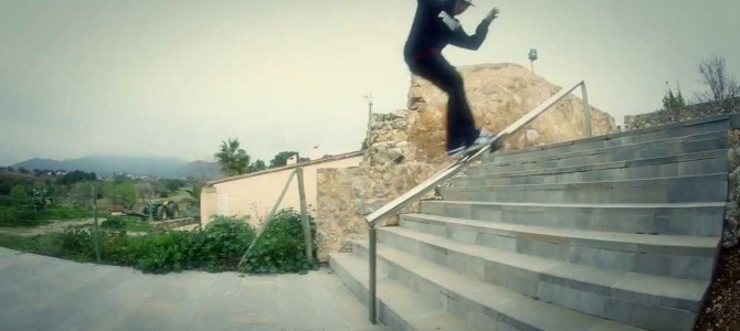 Skatevideo Saturday: David Kalina (UFO 808) Street Part