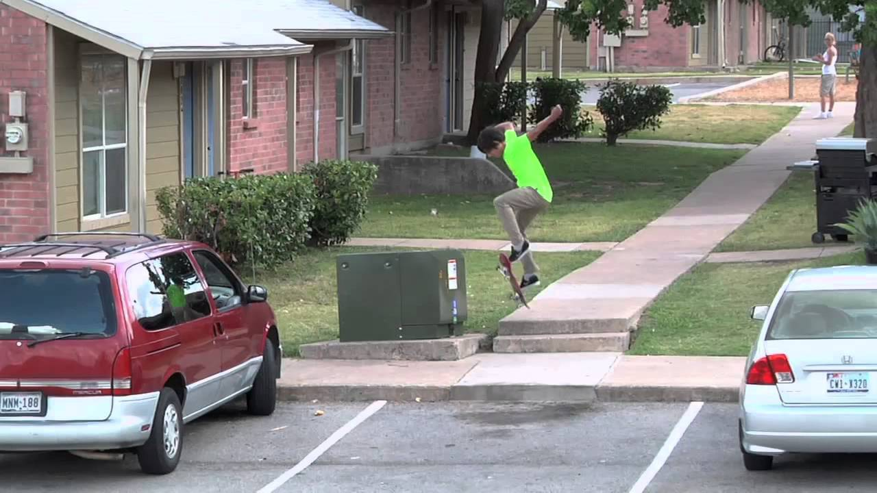 Skatevideo Saturday: Pretty Sweet US TOUR