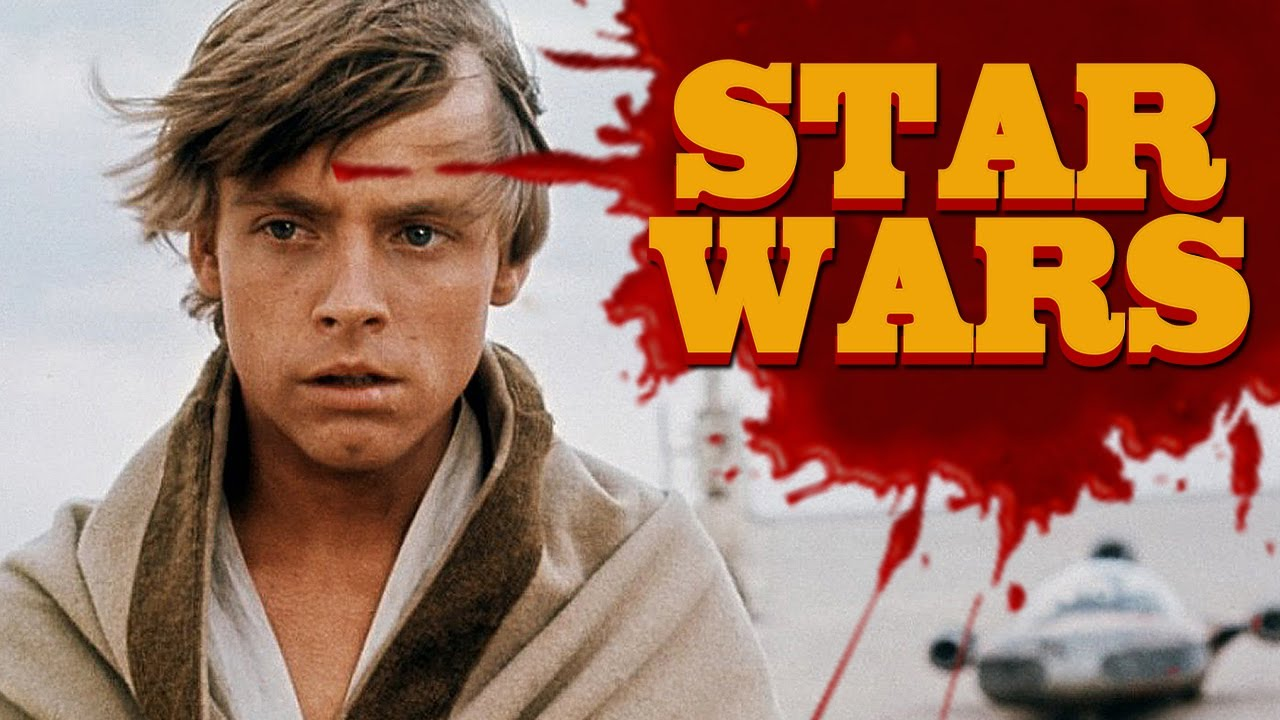 If Star Wars Was Made By Quentin Tarantino (Trailer)
