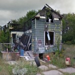 Urban Decay In Detroit Captured By Google Street View