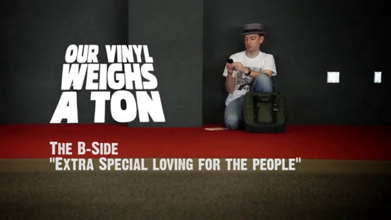 Stones Throw S Quot Our Vinyl Weighs A Ton Quot Is Out Now On Dvd