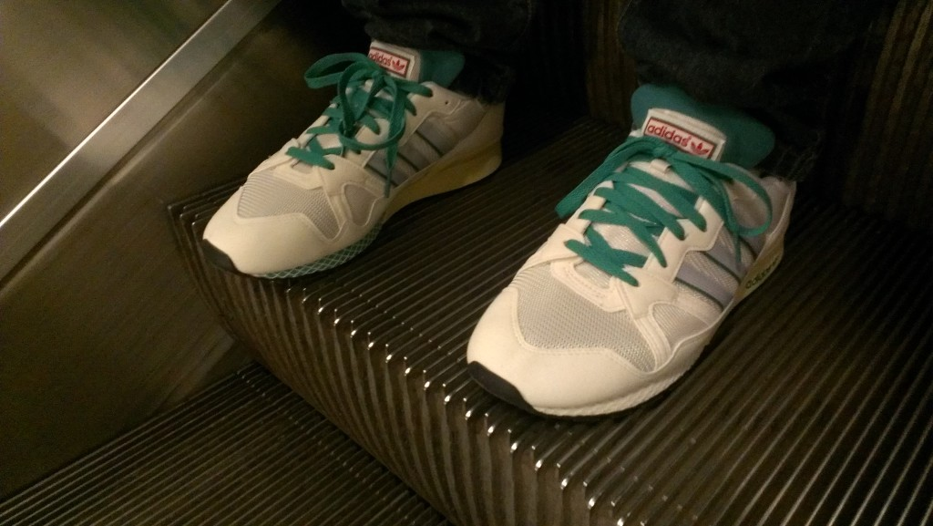 adidas zx 710 fresh green og on feet